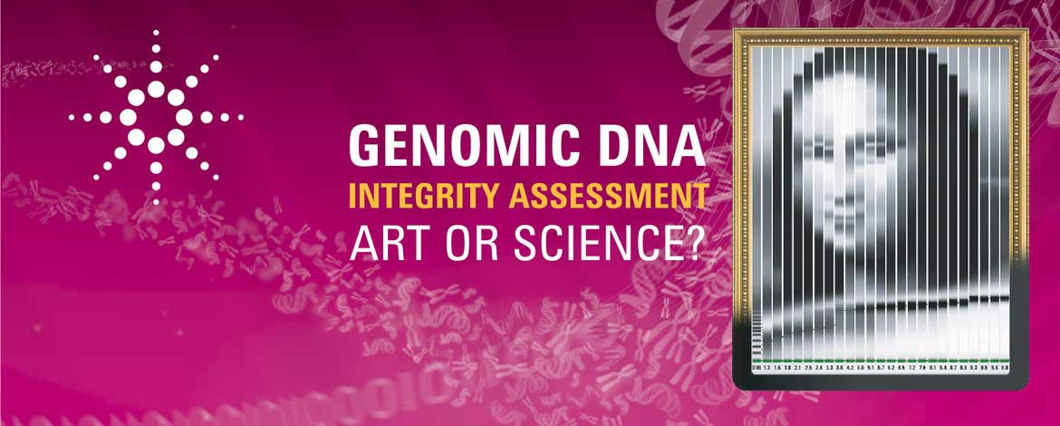 Agilent's DNA Integrity Number (DIN)